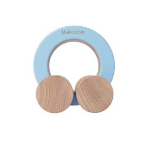 LullaLove ODA Träbil Cirkel 1