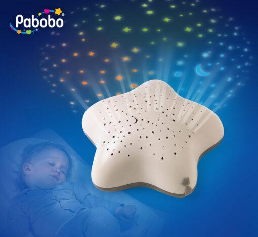 Pabobo Stjärnprojektor Musik 3