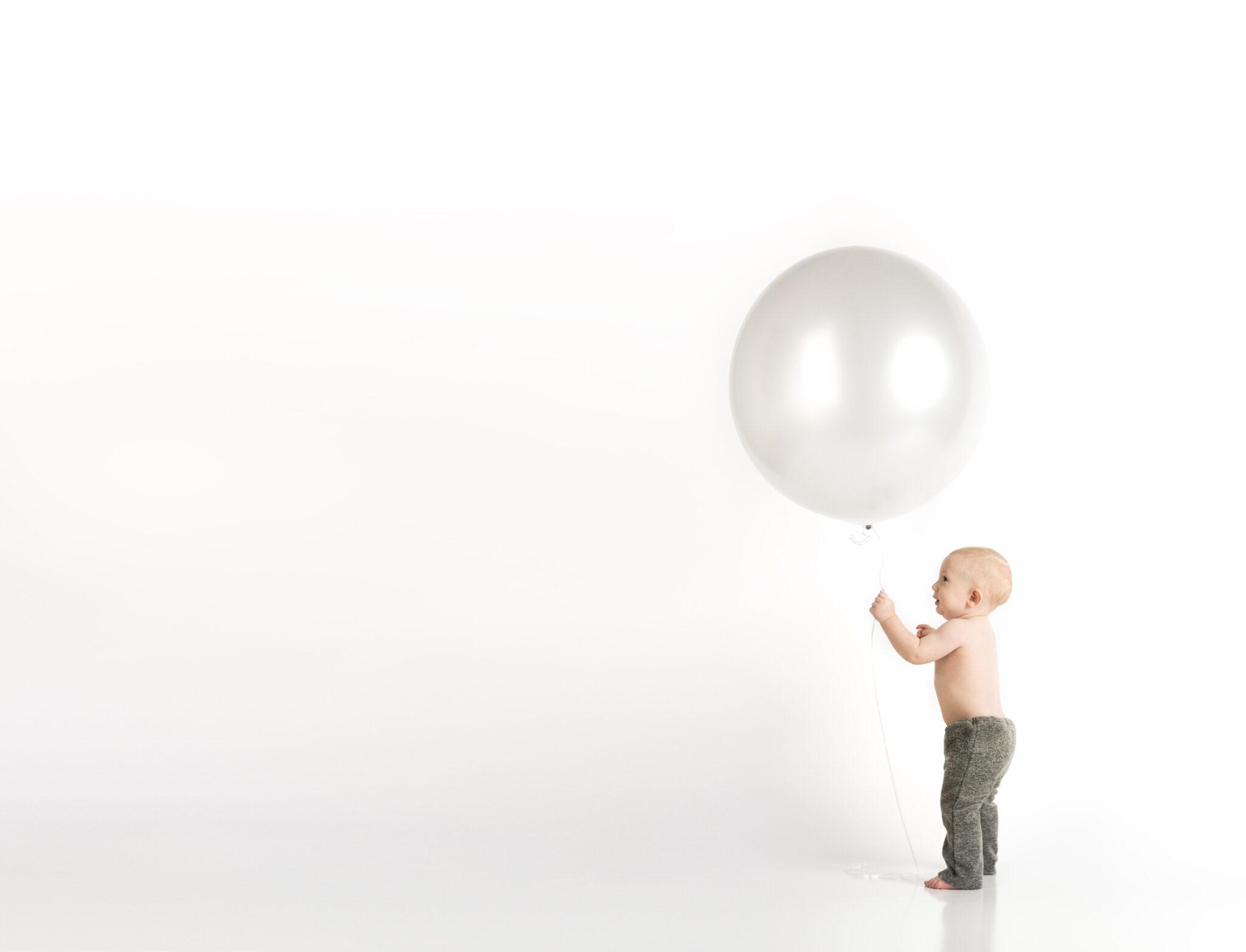 adorable baby balloon 921299