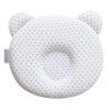 Candide Babykudde Panda Stjärna Grå 1
