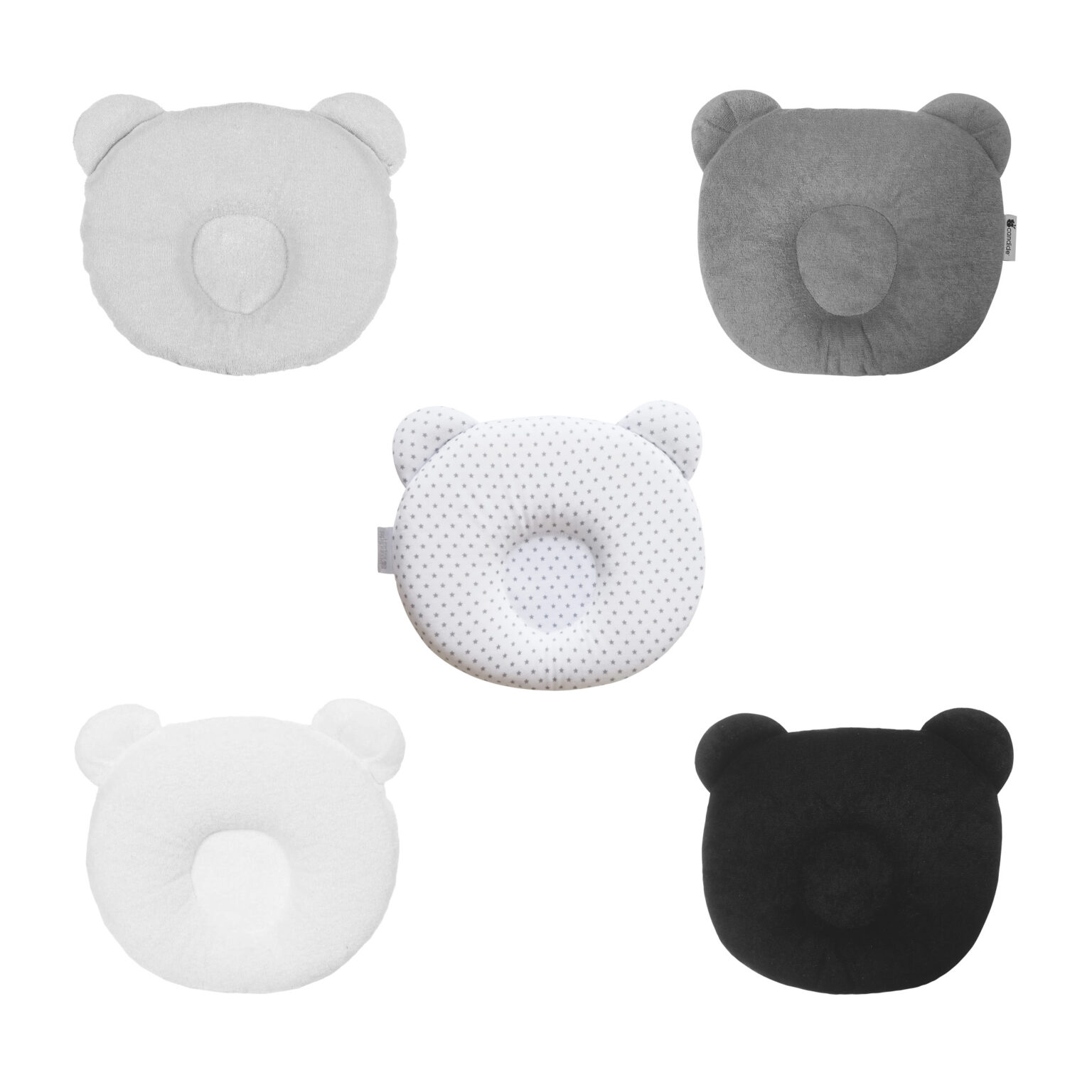 Candide Panda Kudde Fem