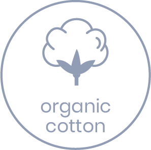 Doomoo Icons organic cotton